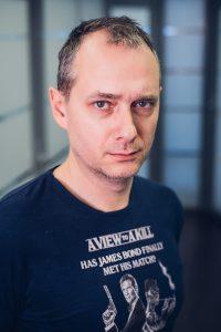 Звукорежиссер ЕВГЕНИЙ МЕДВЕДЕВ