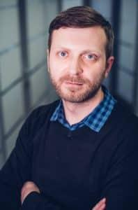 Инженер эфира ДМИТРИЙ ЮМАШЕВ