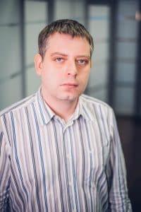 Системный администратор ДМИТРИЙ КУЗНЕЦОВ